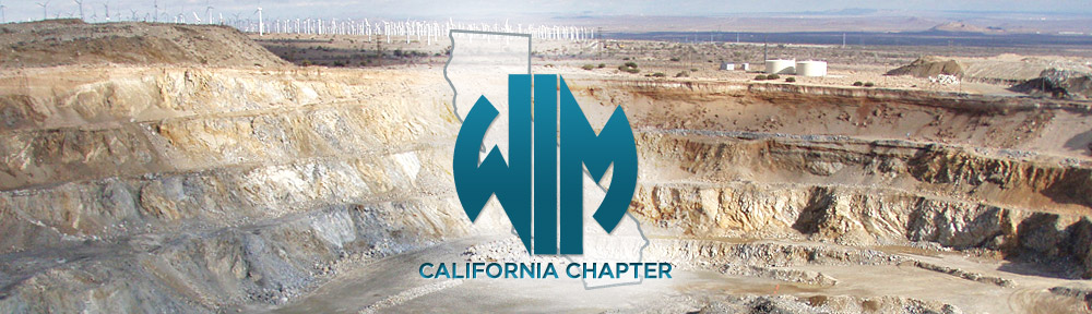 Women in Mining ~ California Chapter